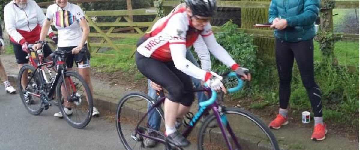 Joy's Adventures with a Power Meter 5: What Does Three Weeks of Training Achieve?
